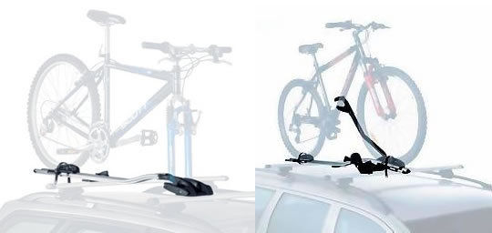 Roof Mounted Cycle Carrier