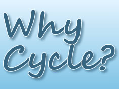 Why Cycle? Impartial advice for potential and new cyclists in the UK.